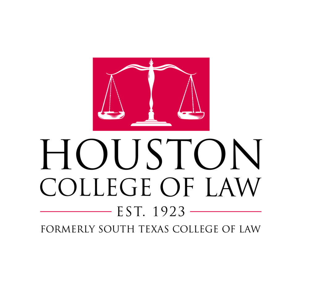 Houston College of Law logo