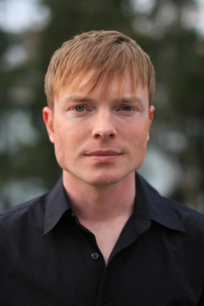 Composer John Mackey