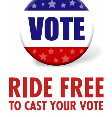 Houston METRO is providing free round trips to and from polls for early voters.