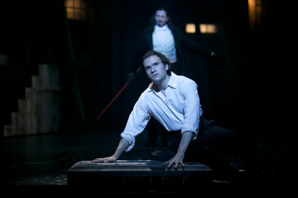 Michael Fabiano in the Opera Australia production of Faust. (Courtesy of the artist's website.)
