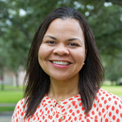 Quianta Moore, health policy scholar at Rice University. (Photo: Courtesy Baker Institute)