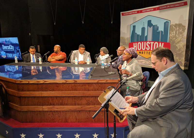 Town Hall DiverseCity Panel Banner
