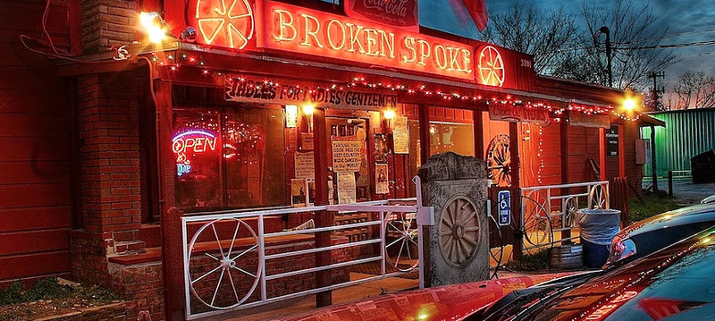 "The Broken Spoke dance hall in Austin is the subject of the documentary ""Honky Tonk Heaven."" (Image Courtesy: BrokenSpokeFilm.com)"