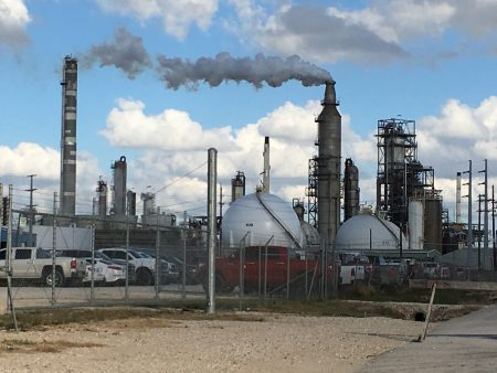 EPA considers rule changes for refineries