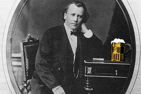 Brahms and Beer