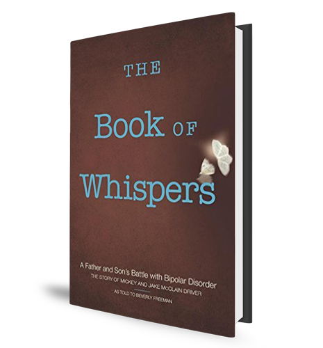 Book of Whispers Book Cover