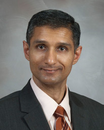 Dr. Prakash Balan, a physician specializing in internal medicine, cardiovascular medicine, echocardiography and interventional cardiology. (Image Courtesy: Memorial Hermann)