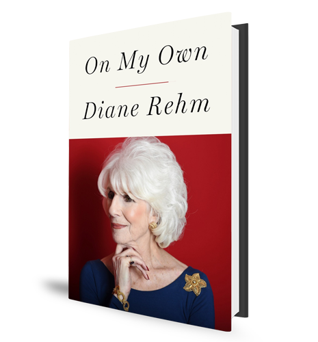 Diane Rehm On My Own Book Cover