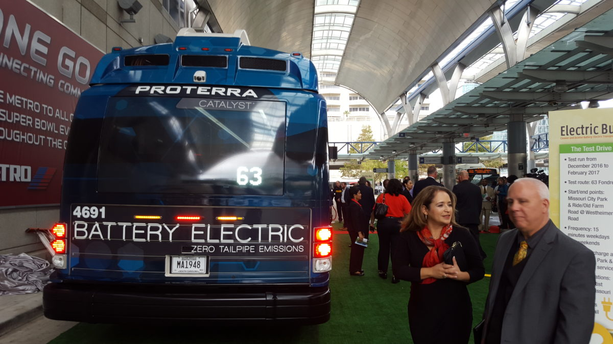 New Metro Electric Bus Starts Rolling This Weekend