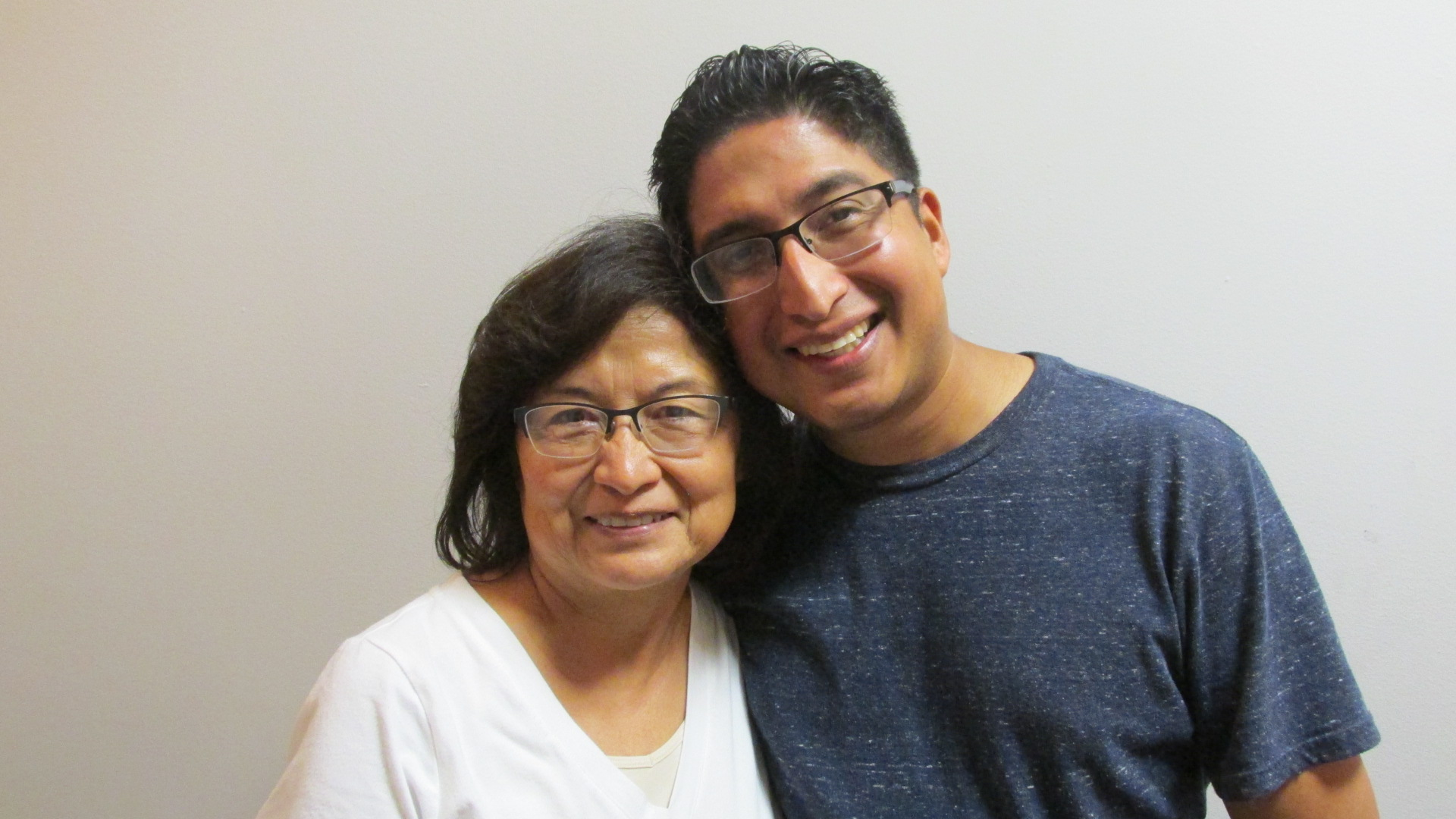 "Mario Salinas and his mom Stella Mireles-Walters said that they both had to fight larger institutions that took a ""one-size-fits-all"" approach when he was growing up with cerebral palsy in school."