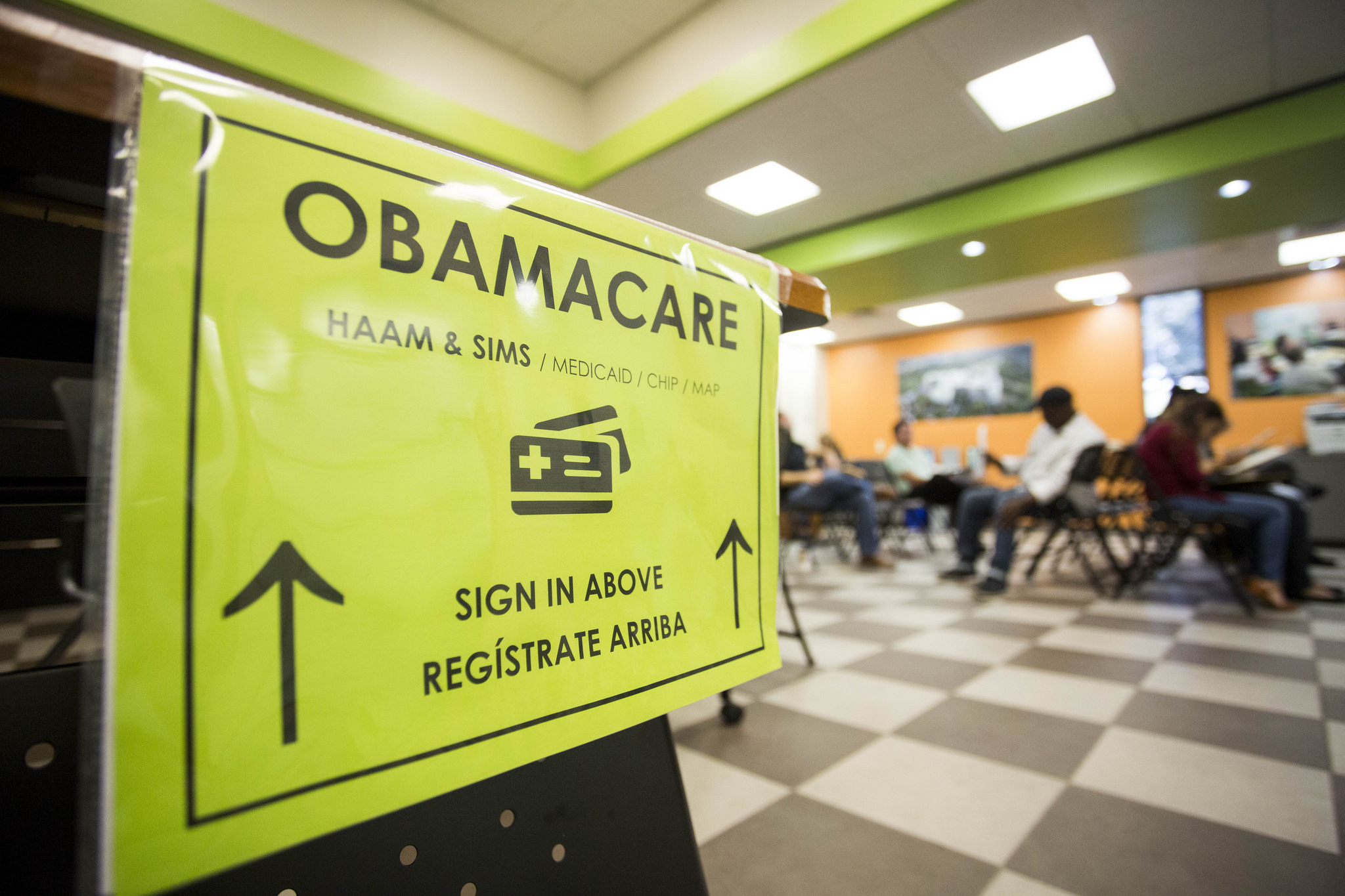 """After campaigning on rhetoric deriding the Affordable Care Act, known as """"Obamacare,"""" healthcare advocates in Central Texas are uncertain whether Trump will make good on his promise to repeal the healthcare law."""