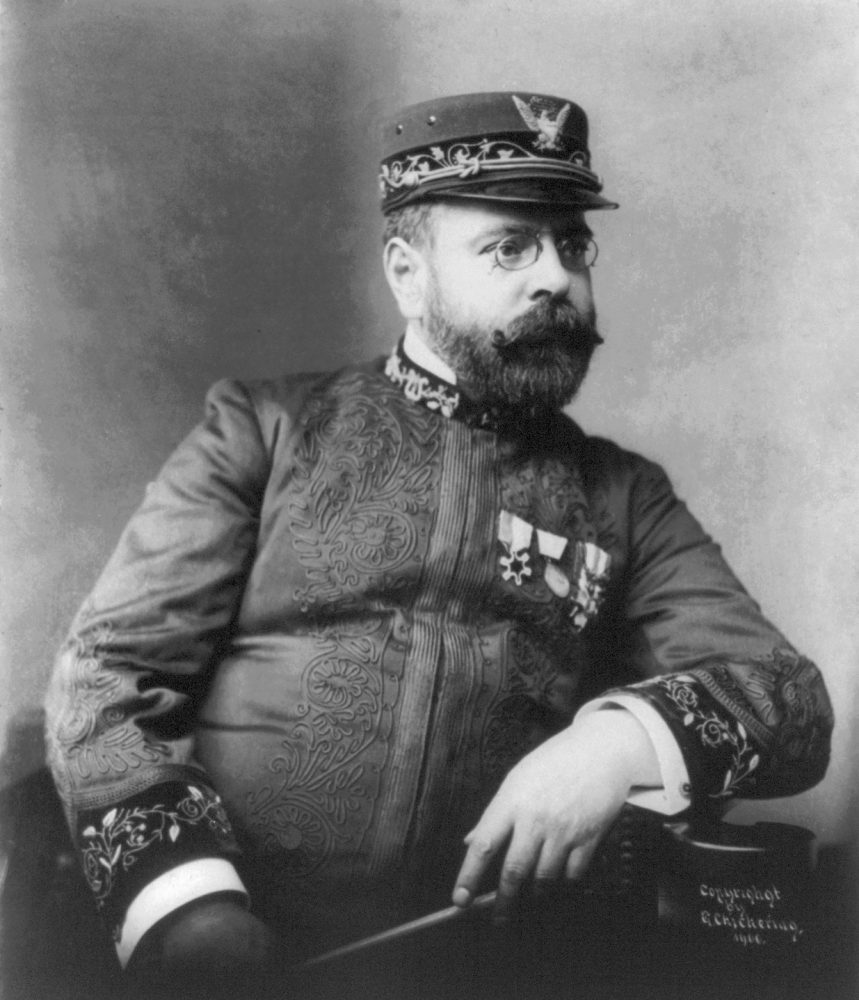 John Philip Sousa in 1909