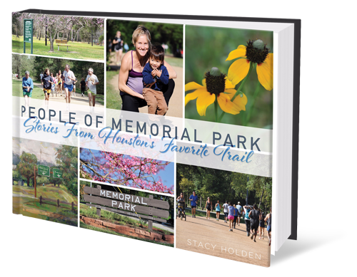 """""""People of Memorial Park,"""" by Stacy Holden. (Photo Courtesy: Stacy Holden)"""