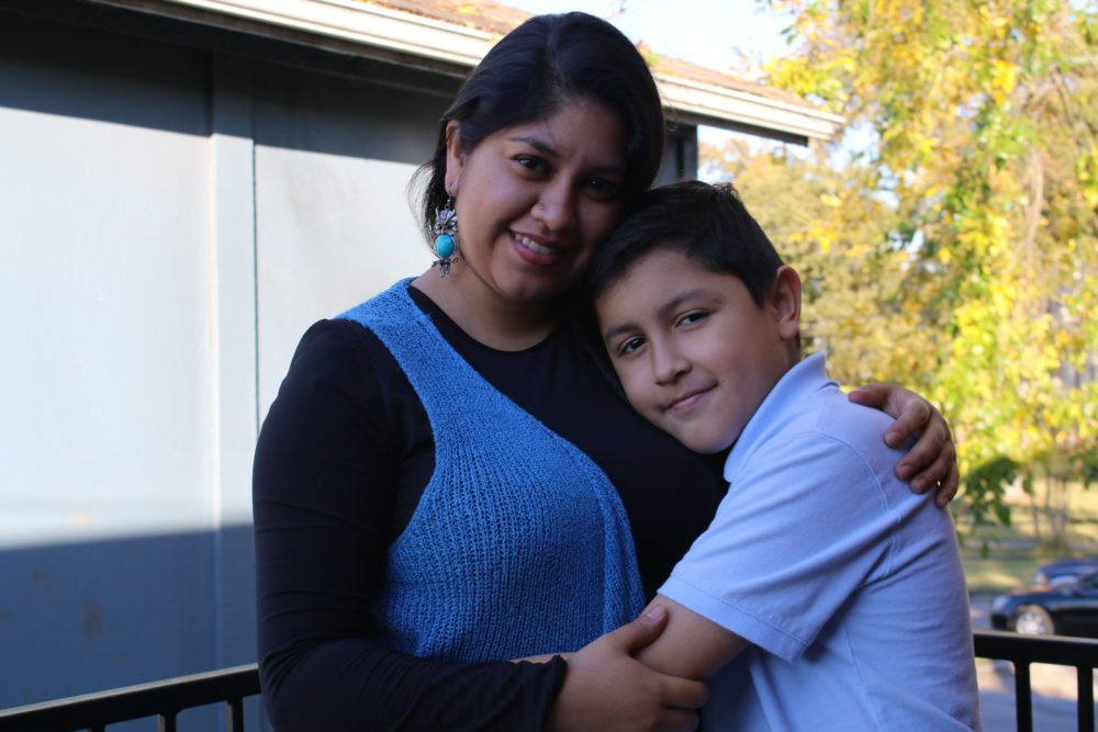 For a year and a half, Angeles Garcia has been trying to have her son Angel Vazquez, 9, evaluated for special education with no success. A school psychologist told her he might have autism.
