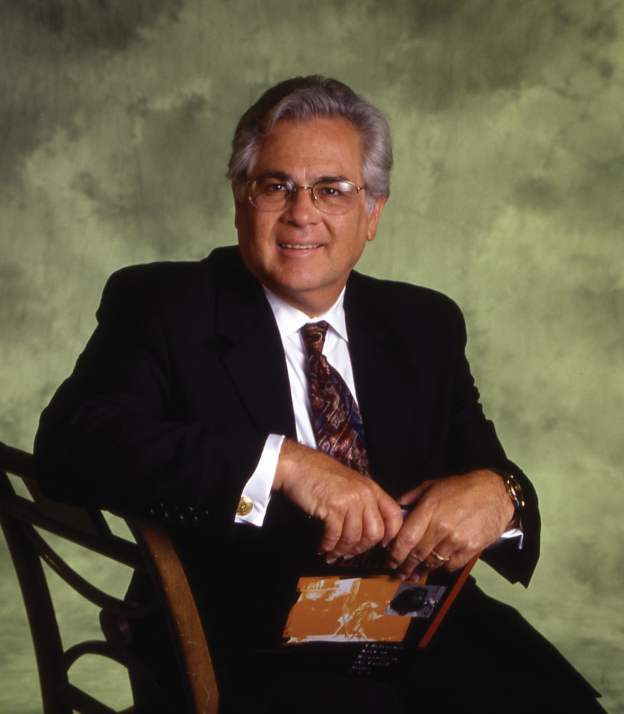 Photo of Doctor Nicolas Kanellos, Author of The Tongue Twister Tournament