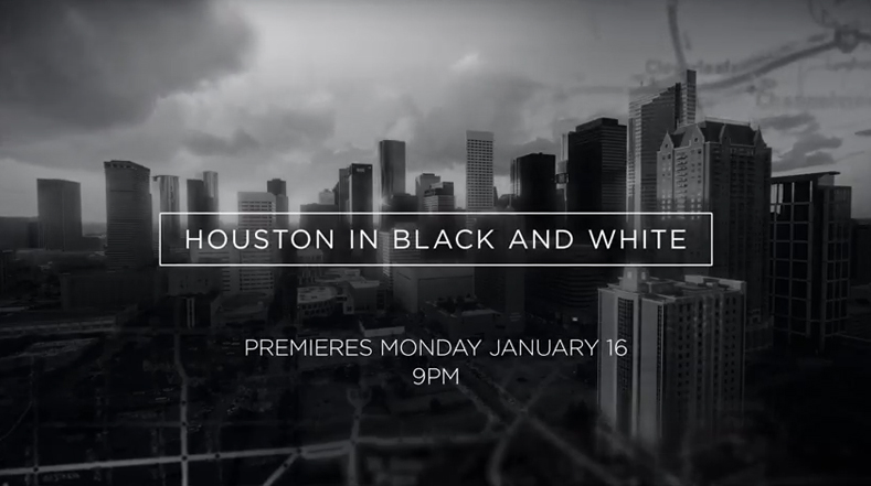 Houston in Black and White HouBW - Banner