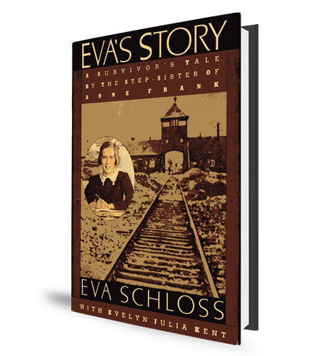 Evas Story - Eva Schloss Book Cover