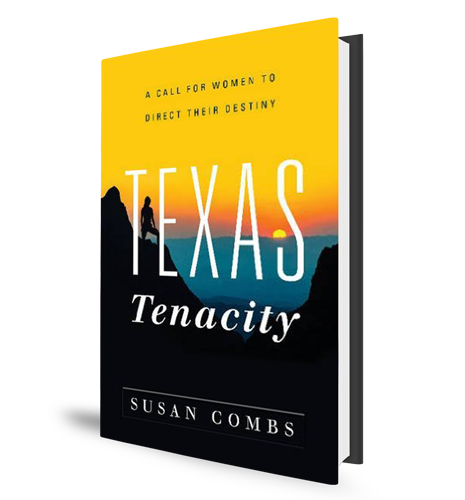 Texas Tenacity - Susan Combs - Book Cover