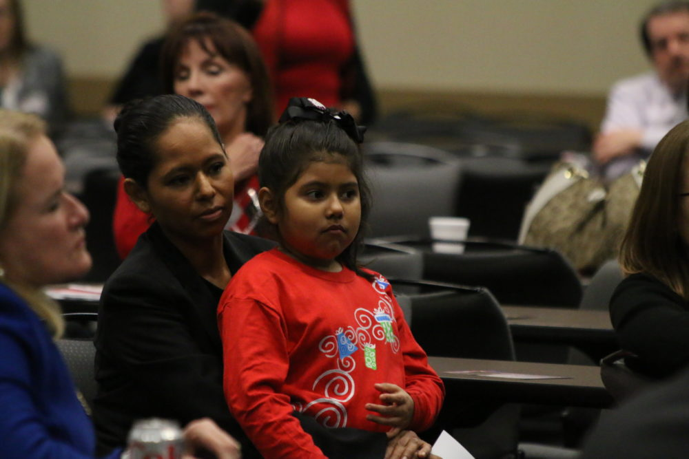 In December, parents and advocates expressed frustration and outrage with how Texas identifies children with disabilities for special education services.