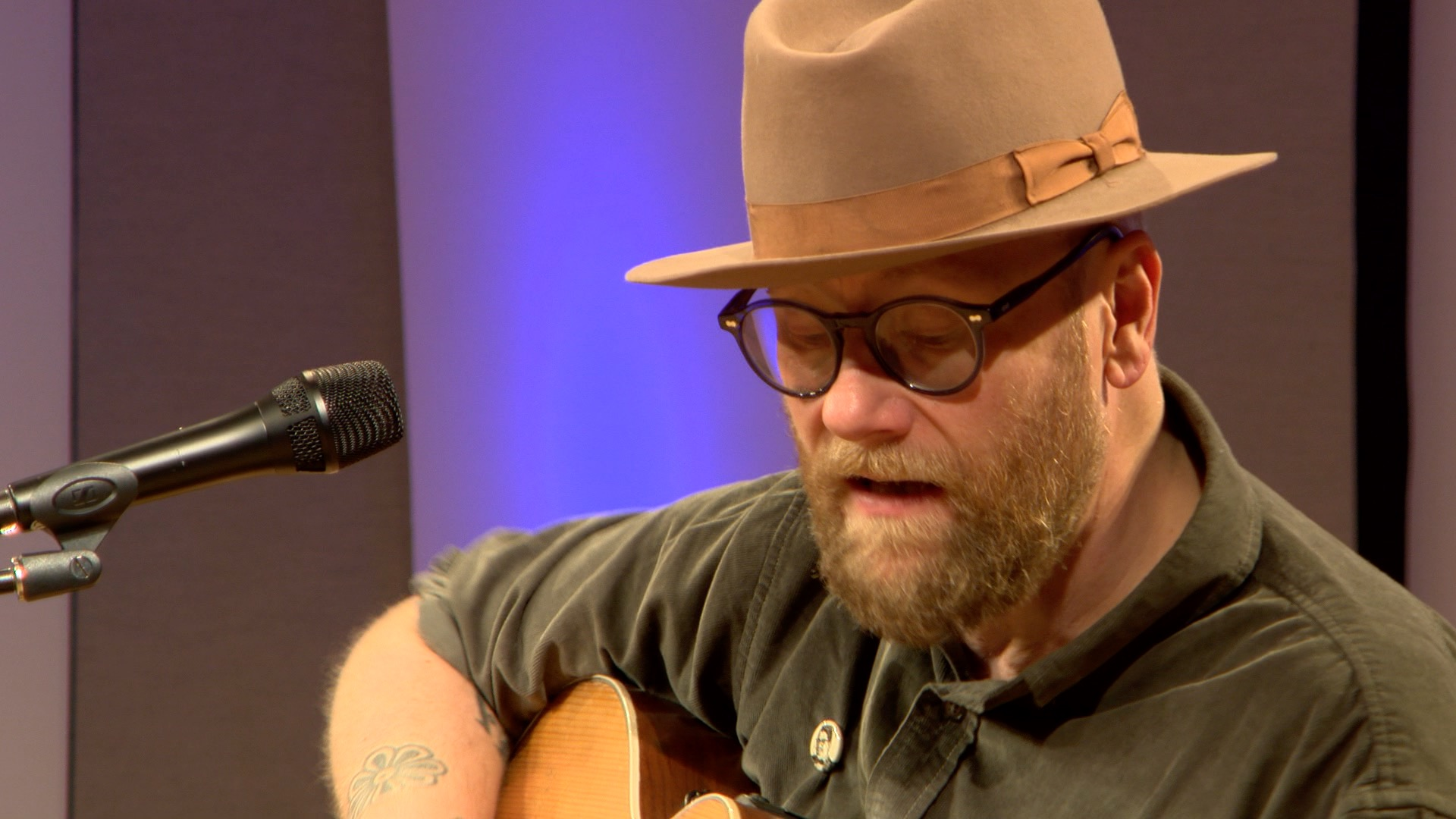 Mike Doughty Tour