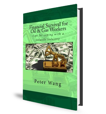Financial Survival For Oil and Gas Workers Book Cover