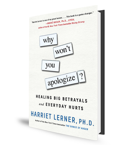 Why Wont You Apologize Book Cover