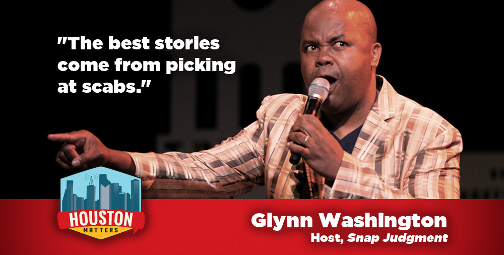 Glynn Washington Snap Judgment Meme