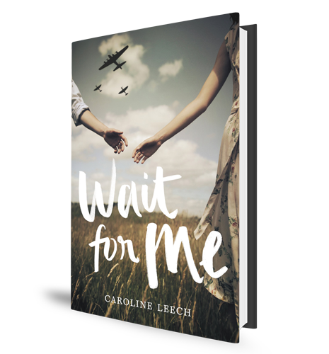 Caroline Leech - Wait for Me - Book Cover