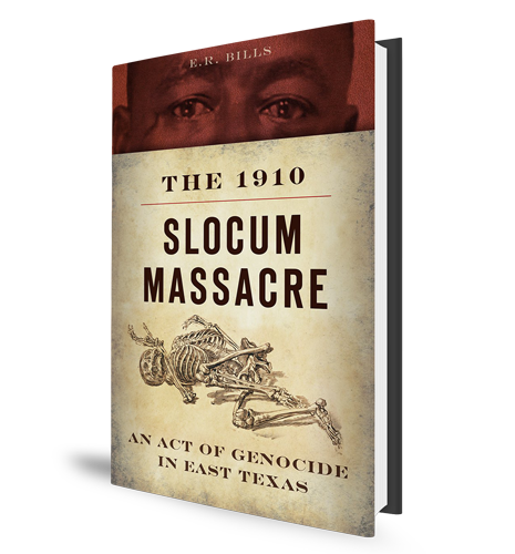 Slocum Massacre Book Cover