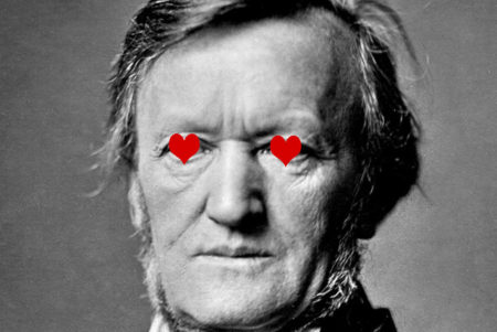 Richard Wagner finds love