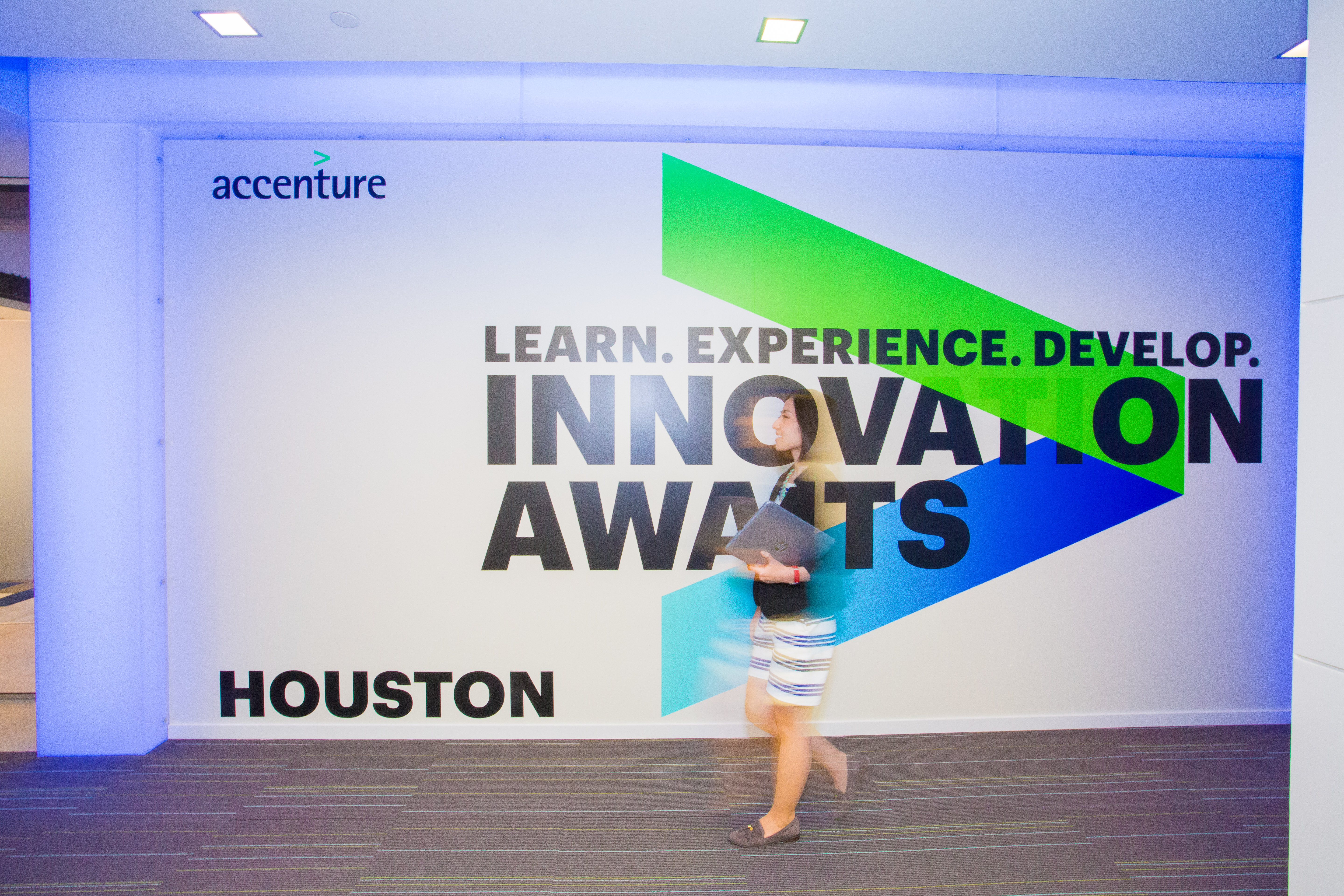 Houston Is Trying To Improve Its Standing As An Innovation Hub