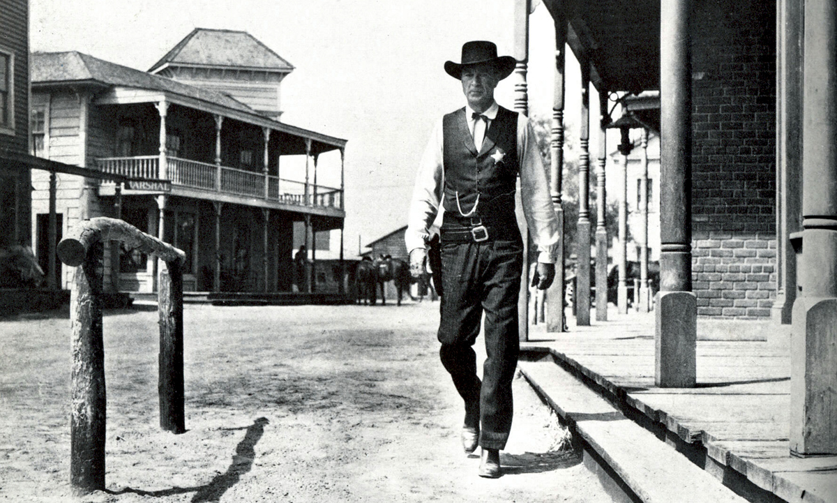 High Noon - Gary Cooper
