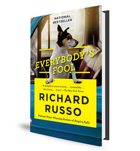 Richard Russo Everybodys Fool