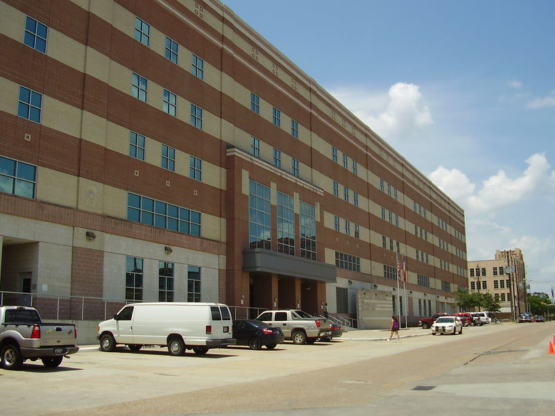 Harris County Commissioner Steve Radack is proposing to hire an administrator for the county jail, which is located near downtown Houston.