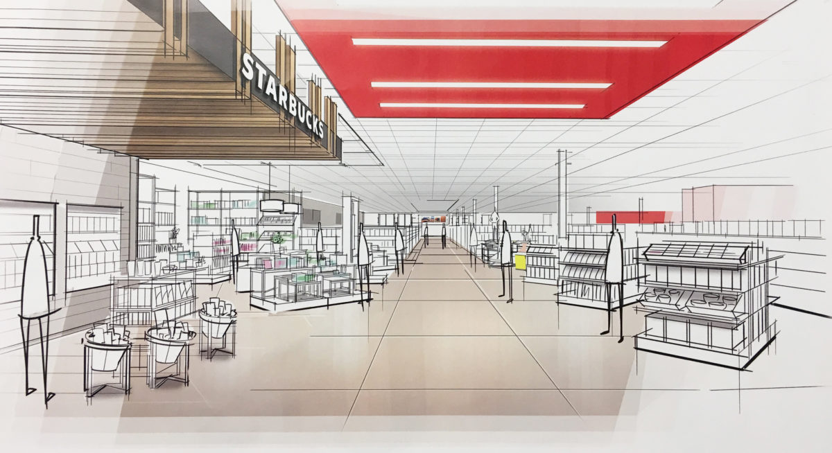 target chooses greater houston for new store concept houston