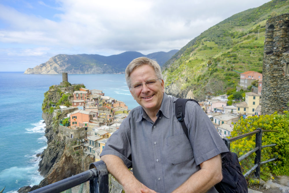 Rick Steves On Travel As A Political Act Houston Public Media