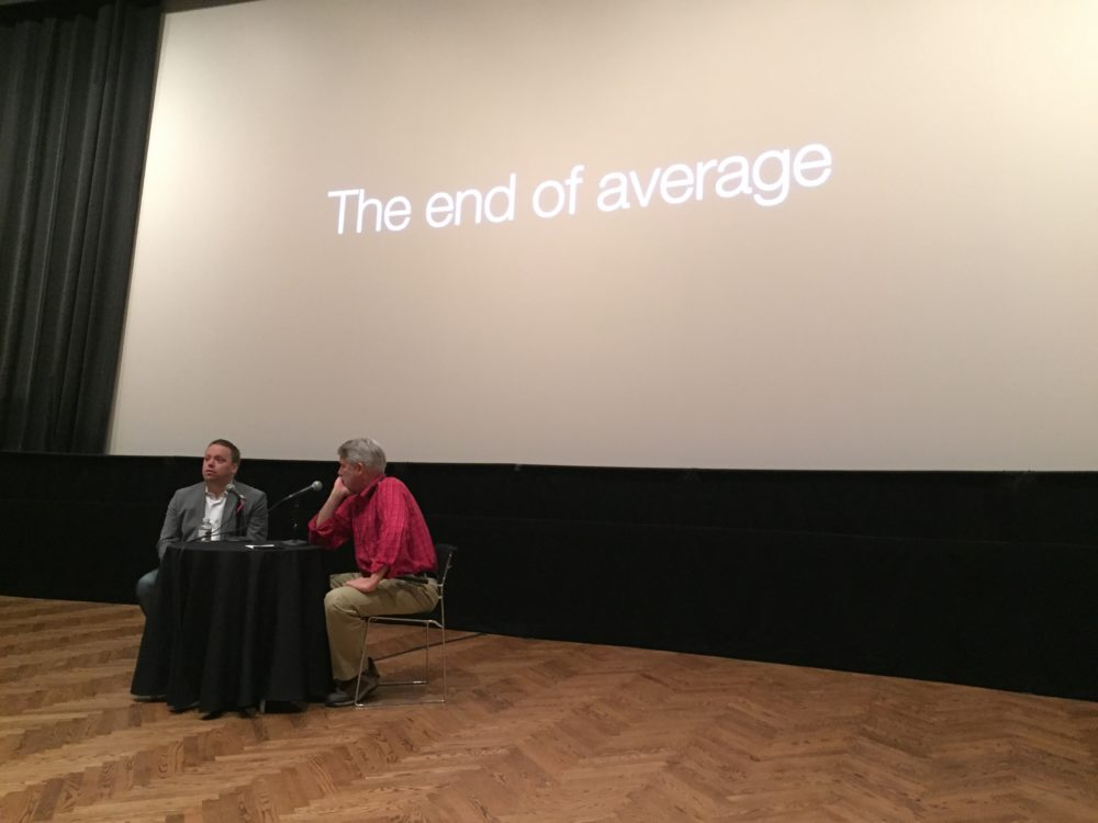 Harvard professor and author Todd Rose recently talked about the idea of the end of averages in education at the Houston A+ Challenge speaker series.