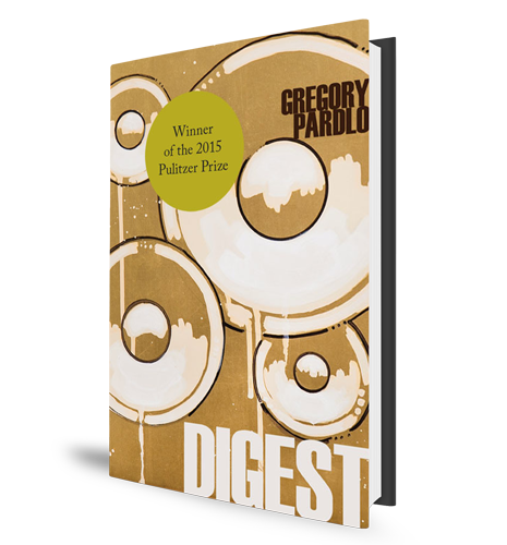 Gregory Pardlo Digest Book Cover