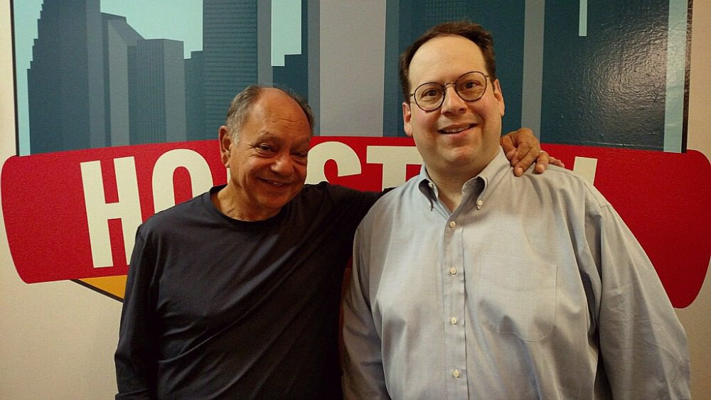 Comedian Cheech Marin