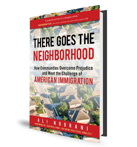 There Goes the Neighborhood - Book Cover