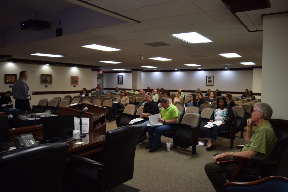 Last March, the Brazoria County Domestic Violence Court provided a training session on sexual assault family violence.
