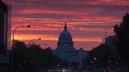 The U.S. Capitol dome seen at sunrise in Washington. The House GOP believes it has the votes to pass a repeal-and-replace health care bill, but this likely won't be the final version of the law.