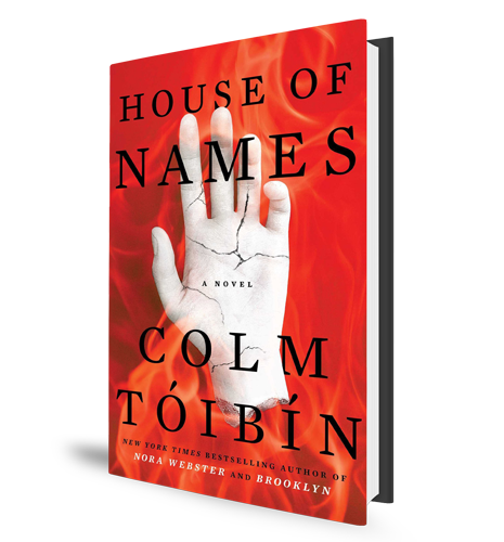 House Of Names Book Cover
