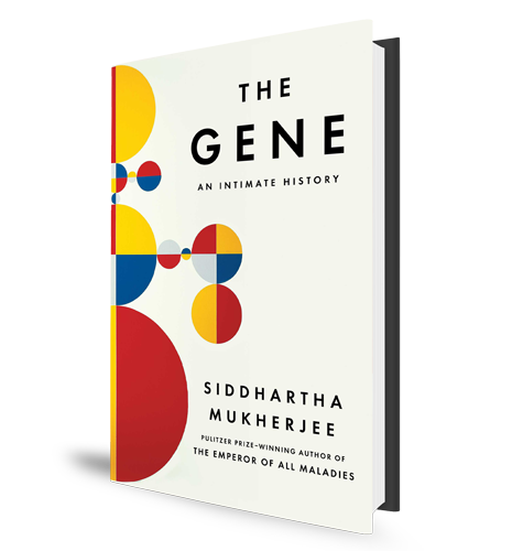 The Gene Book Cover