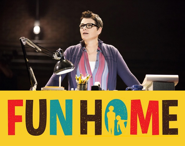 Kate Shindle - Fun Home