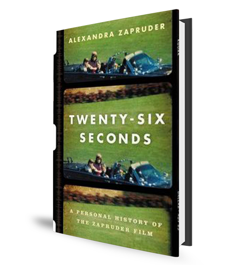 Twenty-Six Seconds Book Cover