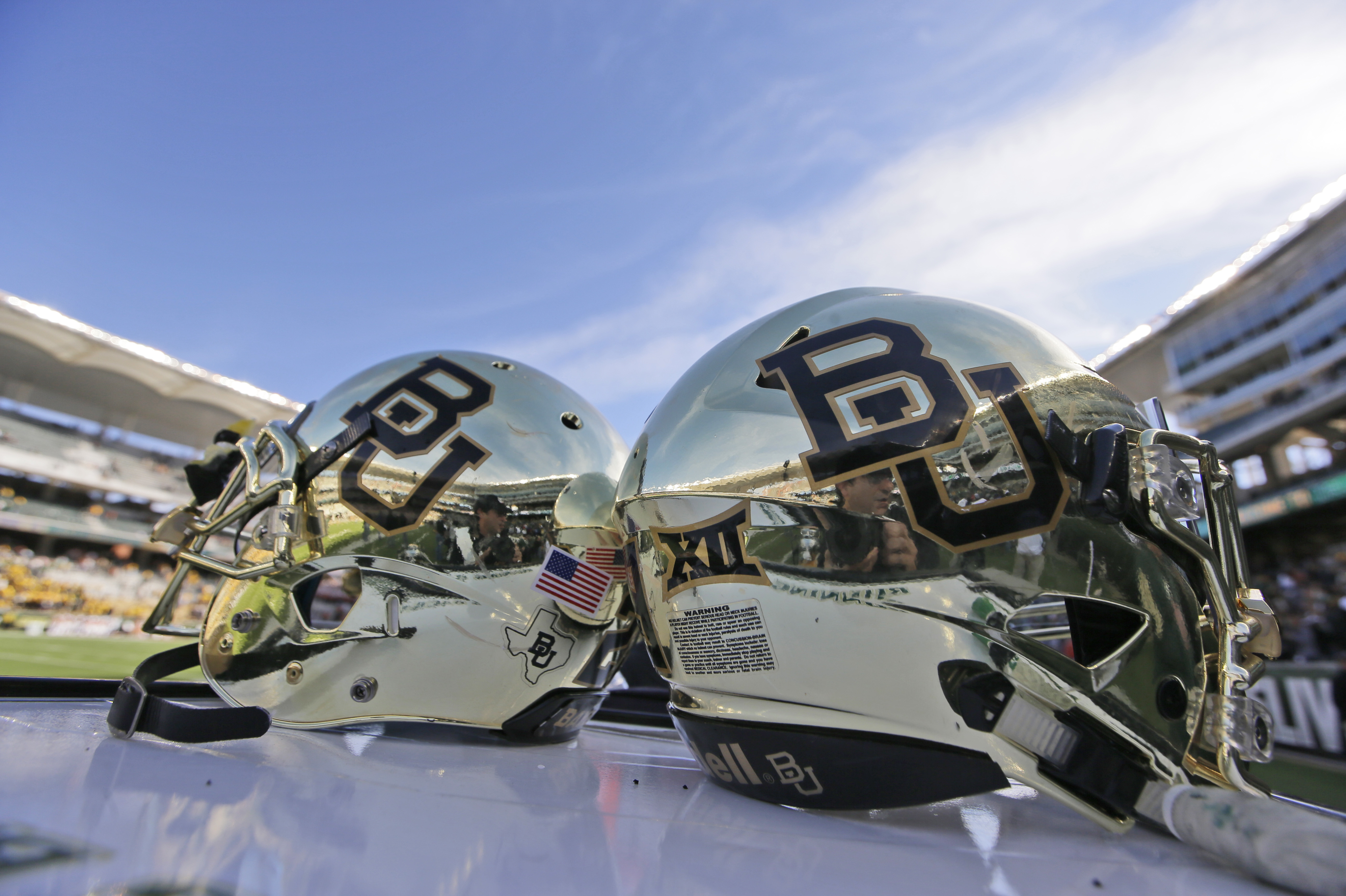 New Baylor lawsuit alleges rape video, dog fighting