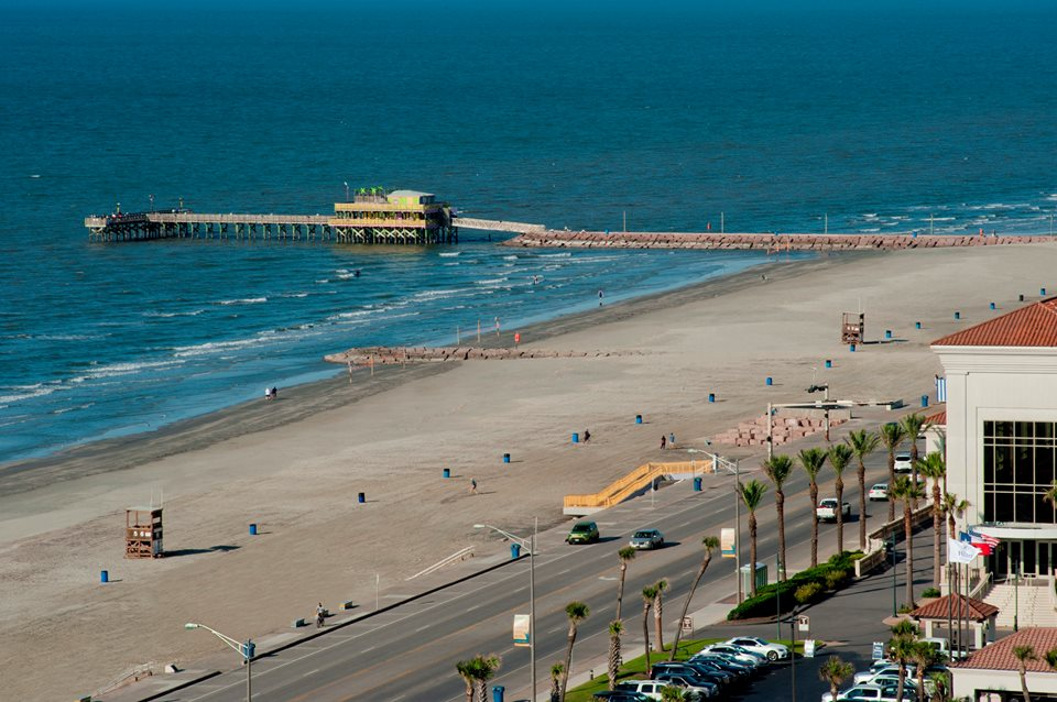 Galveston Prepares For Spring Break After Hurricane Harvey