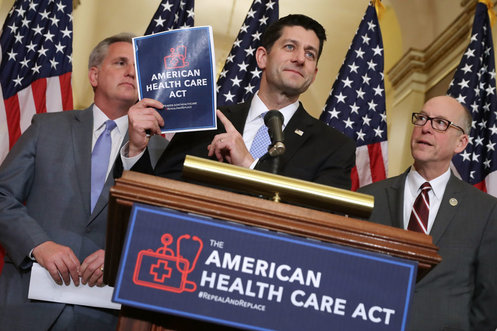 Health care bill would drive up premiums for millions, CBO finds
