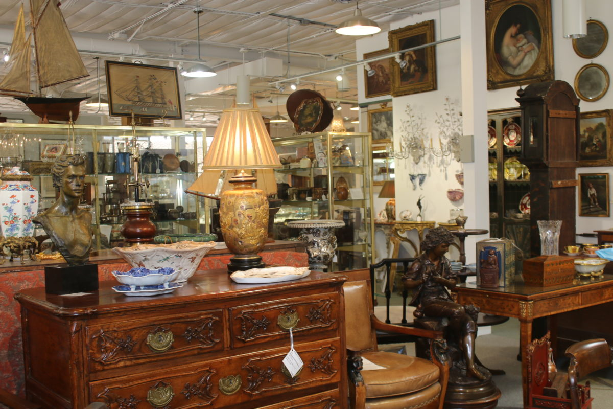 1 / 7 - Are Millennials Behind Price Drop In Houston Antiques? – Houston